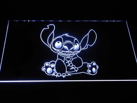 Stitch LED Neon Sign