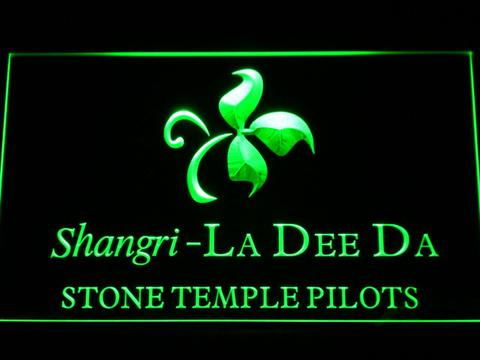 Stone Temple Pilots Shangri-La Dee Da LED Neon Sign