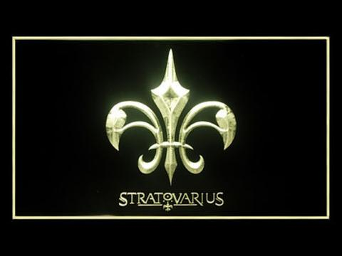 Stratovarius LED Neon Sign