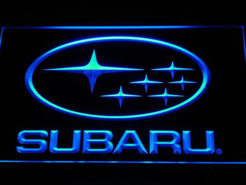Subaru LED Neon Sign