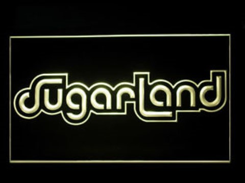 Sugarland LED Neon Sign
