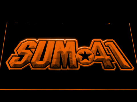 Sum41 LED Neon Sign