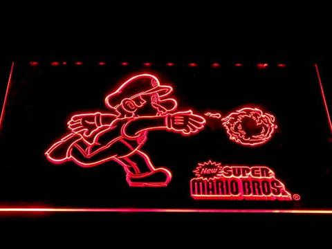 Super Mario LED Neon Sign