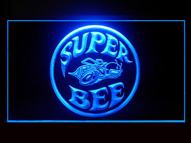 Superbee Motors LED Light Sign