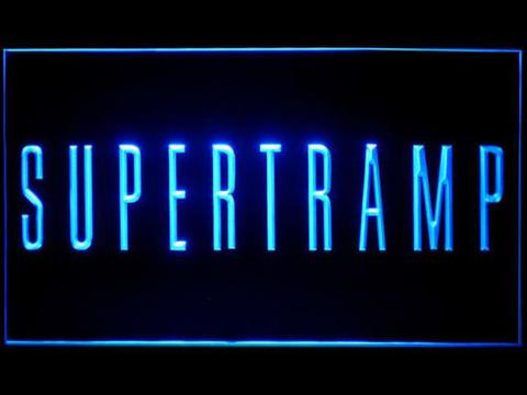 Supertramp LED Neon Sign