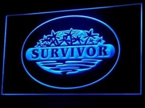 Survivor LED Neon Sign