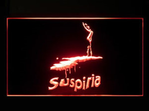 Suspiria LED Neon Sign