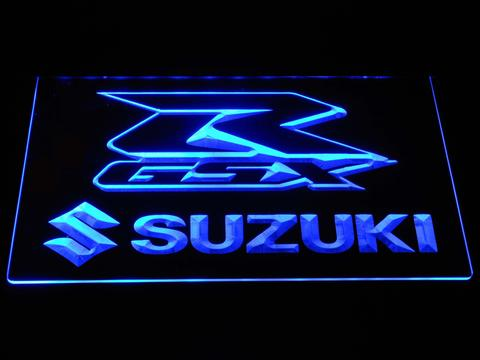 Suzuki GSX-R LED Neon Sign