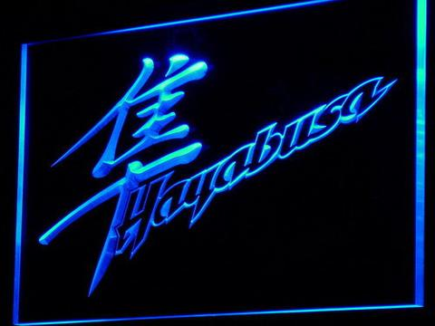 Suzuki Hayabusa LED Neon Sign