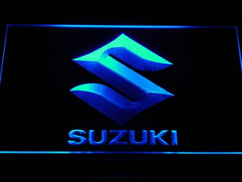 Suzuki LED Neon Sign