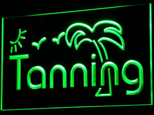 Tanning Tan Sun Bathing Shop