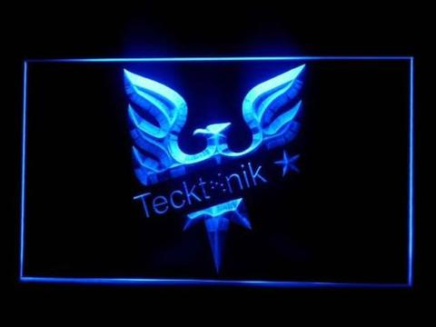 Tecktonik LED Neon Sign