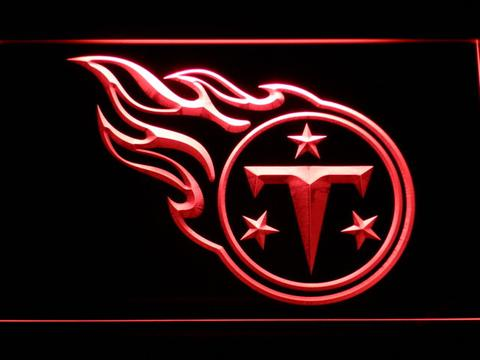 Tennessee Titans 2 LED Neon Sign