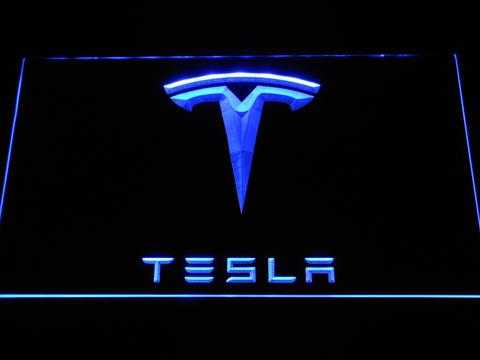 Tesla LED Neon Sign