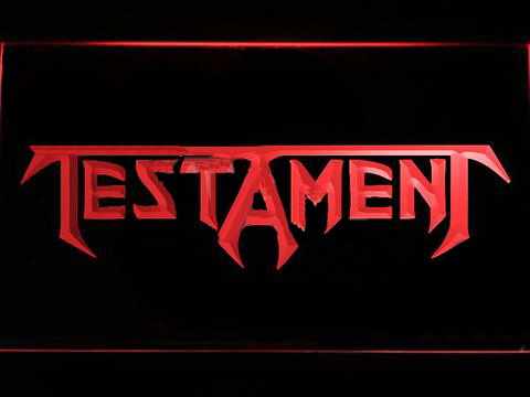Testament LED Neon Sign