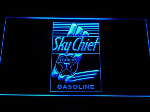 Texaco Sky Chief LED Neon Sign