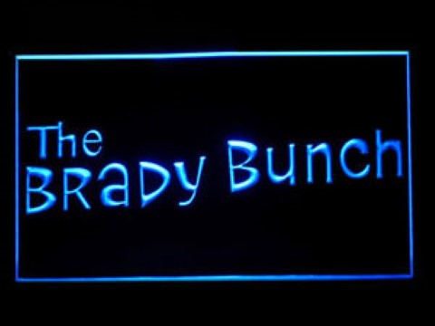 The Brady Bunch LED Neon Sign
