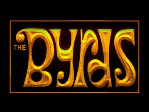 The Byrds LED Neon Sign