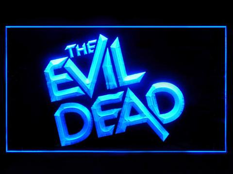 The Evil Dead LED Neon Sign