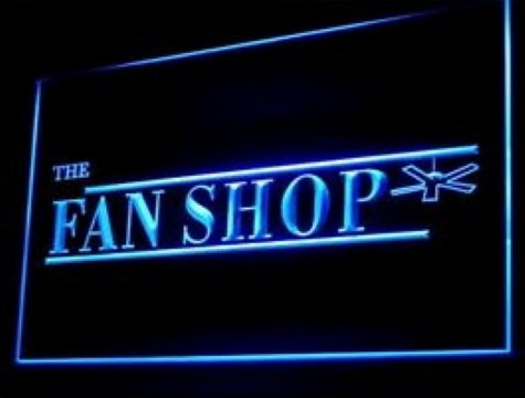 The Fan Shop LED Neon Sign