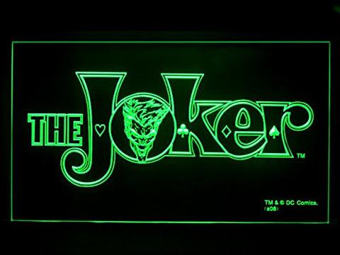 The Joker LED Neon Sign