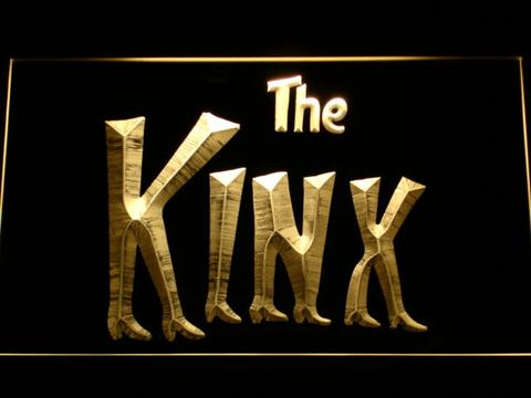 The Kinx LED Neon Sign