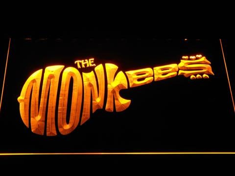 The Monkees LED Neon Sign