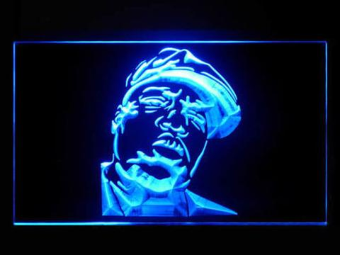 The Notorious BIG LED Neon Sign