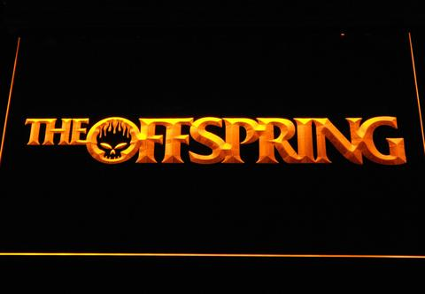 The Offspring Wordmark LED Neon Sign
