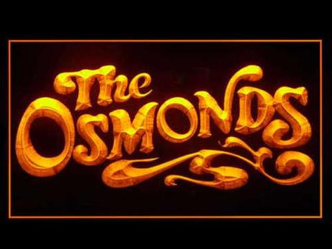 The Osmonds LED Neon Sign