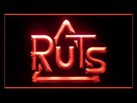 The Ruts LED Neon Sign