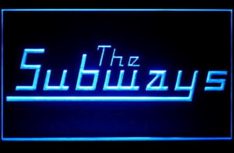 The Subways LED Neon Sign