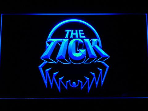 The Tick LED Neon Sign