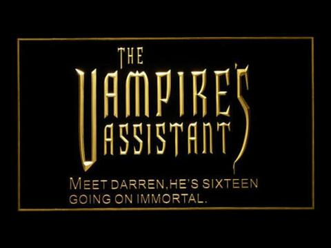 The Vampire's Assistant LED Neon Sign