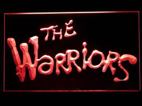 The Warriors LED Neon Sign