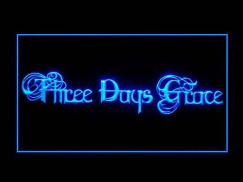 Three Days Grace LED Neon Sign
