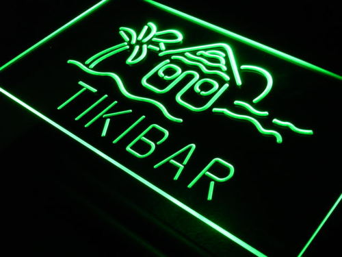 Tiki Bar House Pub Club