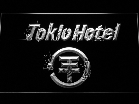 Tokio Hotel LED Neon Sign