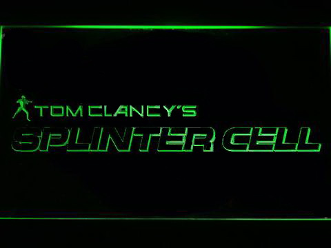Tom Clancy's Splinter Cell LED Neon Sign