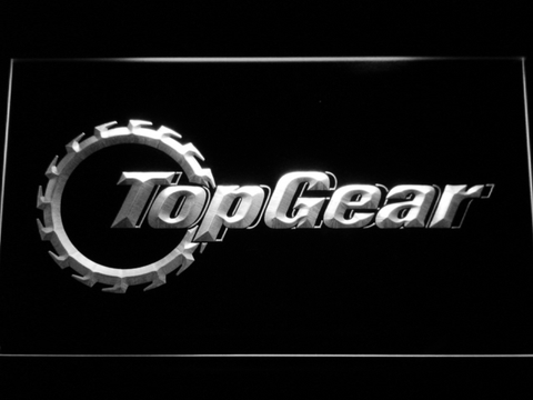 Top Gear LED Neon Sign