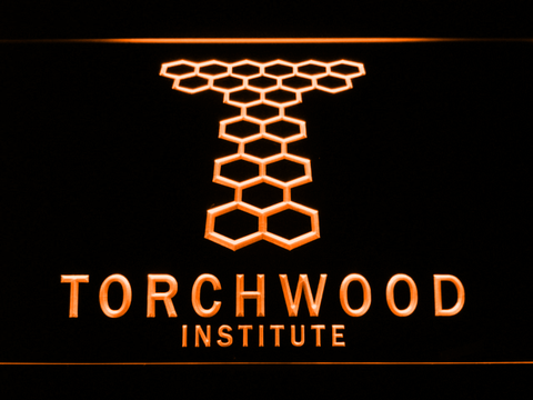 Torchwood Institute LED Neon Sign
