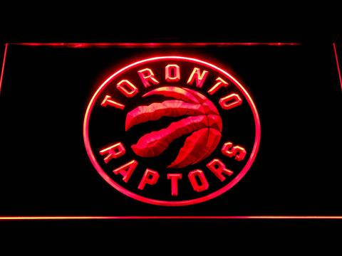 Toronto Raptors Badge LED Neon Sign
