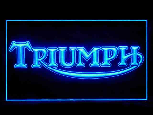 Triumph Motorcycles LED Sign