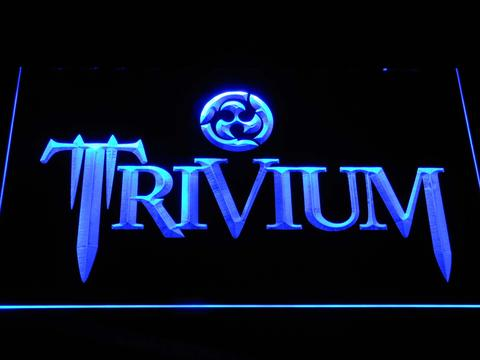 Trivium LED Neon Sign
