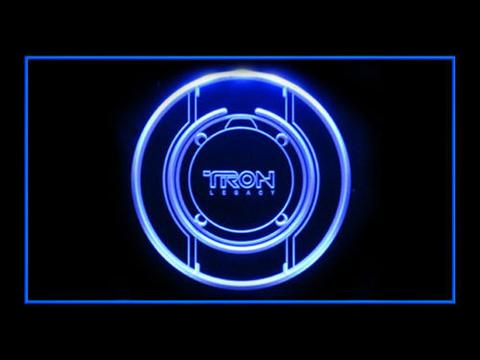Tron Legacy 2 LED Neon Sign