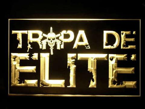Tropa de Elite LED Neon Sign