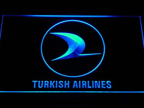Turkish Airlines LED Neon Sign