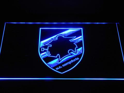 U.C. Sampdoria LED Neon Sign