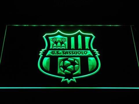 U.S. Sassuolo Calcio LED Neon Sign