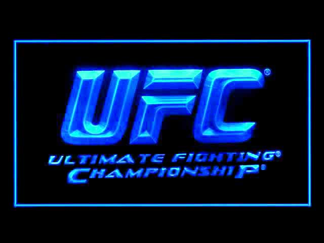 UFC Ultimate Fight LED Sign